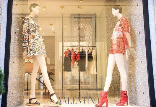 Valentino war ein angesehener Geschäftsmann. (Bild: oneinchpunch – Shutterstock.com)