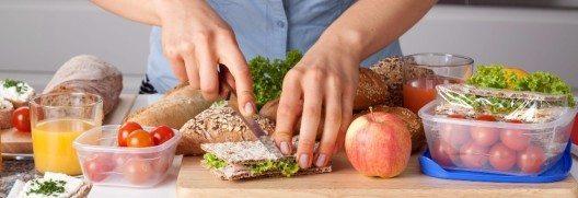 67% der Befragten erklärten, für ihre Freunde und Bekannten ausschliesslich vegan zu kochen. (Bild: © Photographee.eu - fotolia.com)