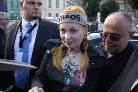 Vivienne Westwood wurde zur Queen of Punk ernannt. (Bild: 360b – Shutterstock.com)