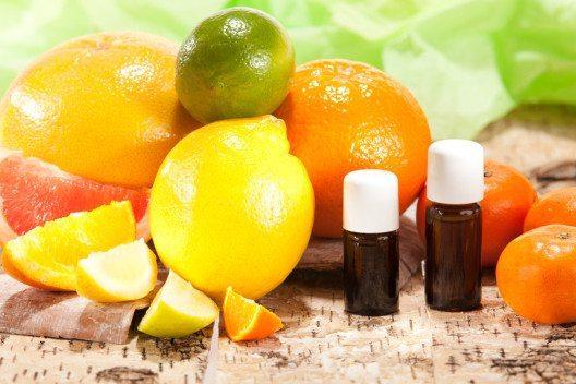 Ein Dauerbrenner sind die südländischen Düfte wie die Orange. (Bild: Steiner Wolfgang – Shutterstock.com)