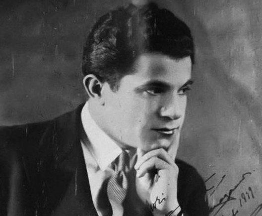 Salvatore Ferragamo, 1929. (Bild: Wikimedia, public domain)
