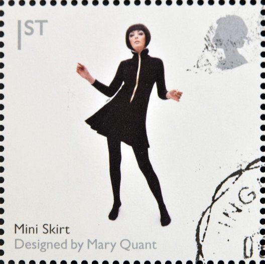 Quants knapper Minirock löste in den 60er Jahren eine gesellschaftliche Revolution aus. (Bild: neftali – Shutterstock.com)