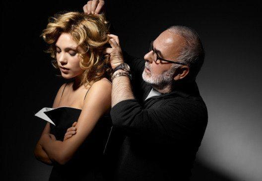 Perfekter Haarschnitt beim Promi-Friseur (Bild: udo walz coiffeur)