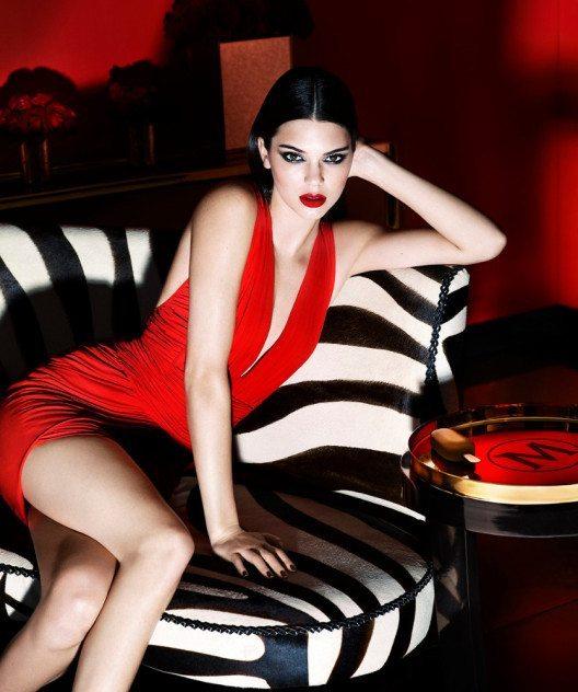 """Die glamouröse Modefotoserie """"Release the Beast"""" von den Kultmodefotografen Mert & Marcus mit Supermodel Kendall Jenner. (Bild: Magnum / Mert & Marcus)"""