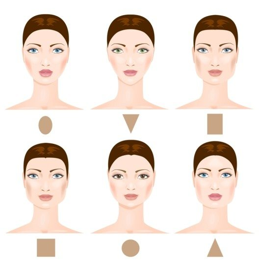 Rouge ist wunderbar dafür geeignet, um das Gesicht zu modellieren und die eigene Gesichtsform zu perfektionieren. (Bild: © Olesssia - shutterstock.com)