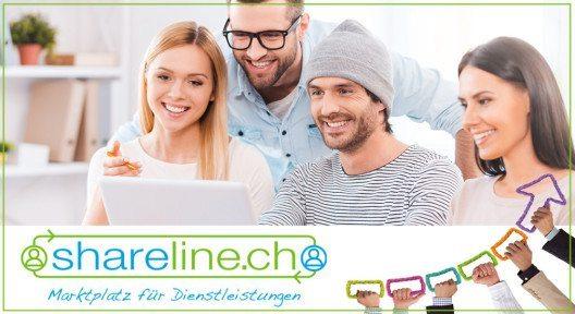 shareline - Marktplatz für Dienstleistungen