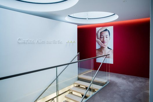 Neues Clarins Boutique & Skin Spa seit Ende Juni in der Zürcher Gerbergasse 6. (Bild: © Clarins Boutique & Skin Spa)