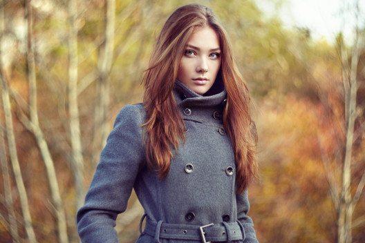 Herbst- oder Wintermantel (Bild: © Oleg Gekman - shutterstock.com)