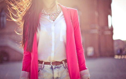Pink Blazer (Bild: © Claudiophotography - Shutterstock.com)