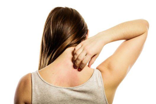 Hautprobleme (Bild: © Voyagerix - shutterstock.com)