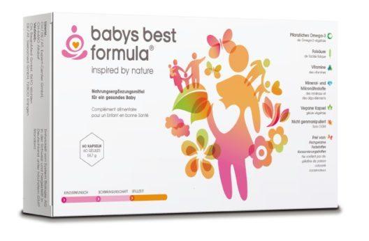 Babys Best Formula® Verpackung (Bild: Babys Best Formula®)