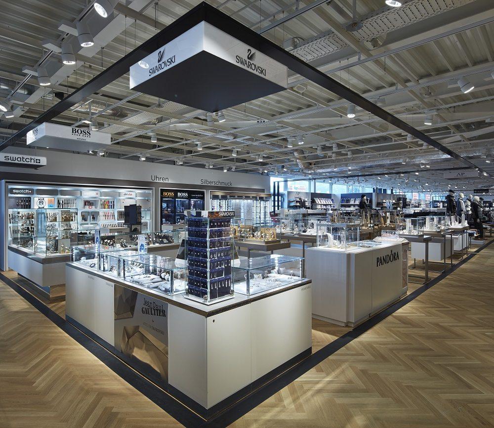 Das neueste Warenhaus von Manor wird am 28. September 2016 eröffnet.