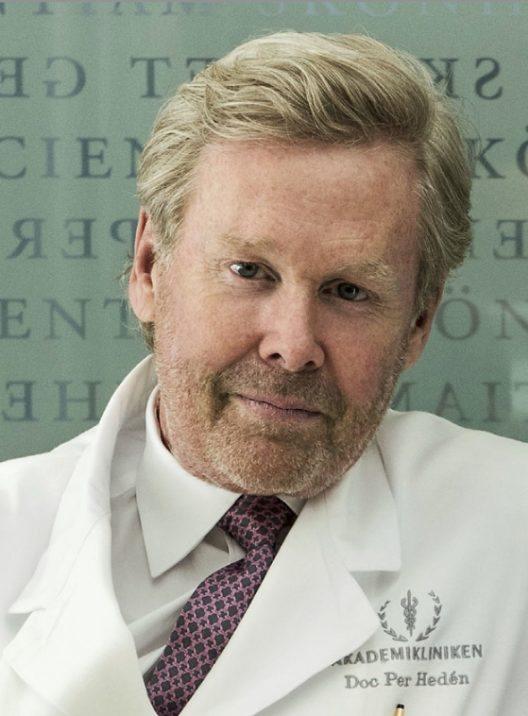 Dr Per Heden, Akademikliniken (Bild: ©GC Aesthetics)