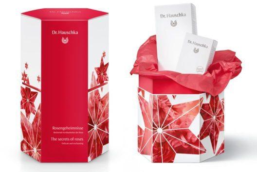 Geschenkset Rosengeheimnisse (Bild: WALA Schweiz GmbH Dr. Hauschka Kosmetik)