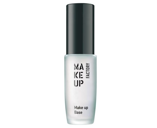 Die transparente Make up Base (Bild: Make up Factory)