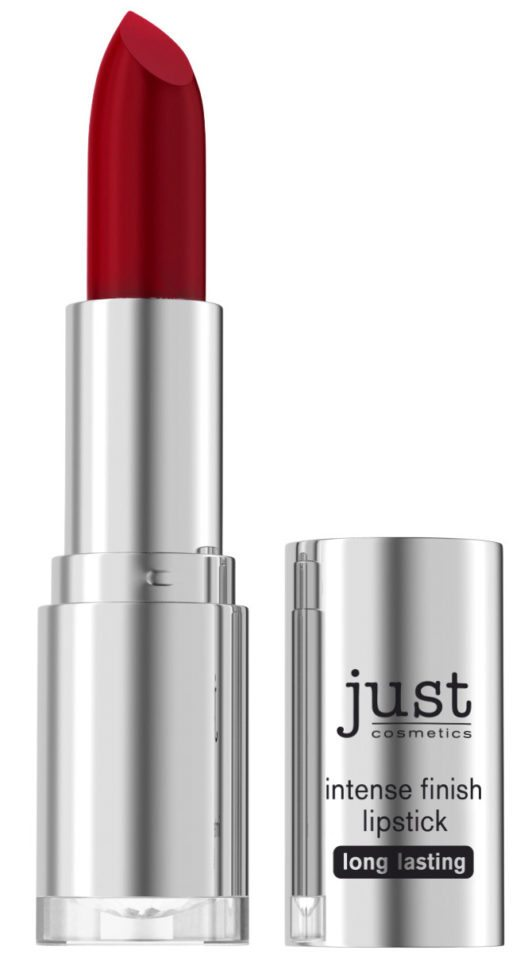 just cosmetics intense finish lipstick 150
