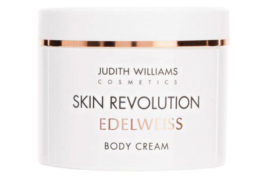 Edelweiss Skin Revolution Body Cream (Bild: Judith Williams)