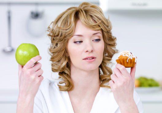 Es ist wichtig, gesunde Alternativen zu finden. (Bild: Valua Vitaly – istockphoto.com)