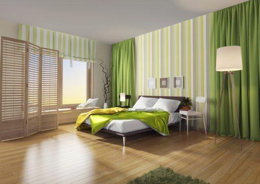 Das Wohlfühl-Ambiente ist wichtig für einen entspannten Schlaf. (Bild: jolob – istockphoto.com)