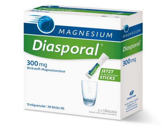 Magnesium-Diasporal 300 mg (Bild: Magnesium-Diasporal)