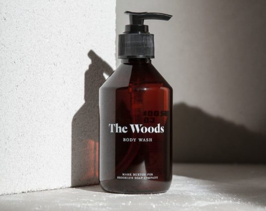 The Woods Body Wash (Bild: Brooklyn Soap Company: The Woods)