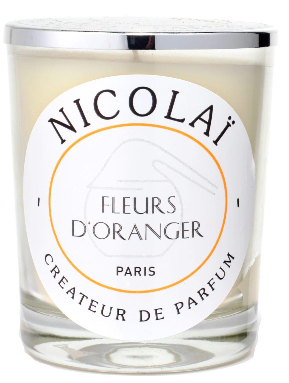 NICOLAI Fleur d'Oranger