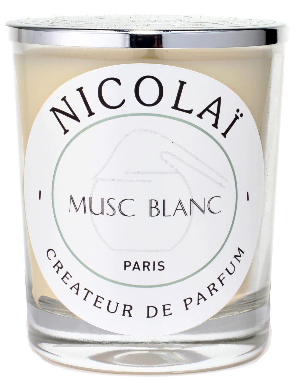 NICOLAI Musc Blanc