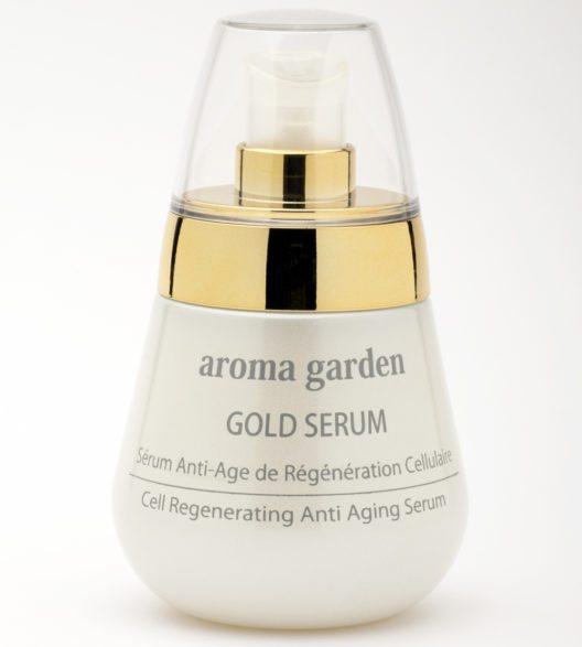Aroma Garden Gold Serum (Bild: Aroma Garden)