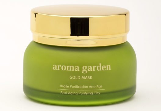 Aroma Garden Gold Mask (Bild: Aroma Garden)