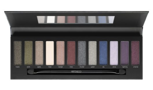 ARTDECO Most Wanted Eyeshadow Palette - Smokey Meets Metallic Nr. 9. (Bild: ARTDECO)