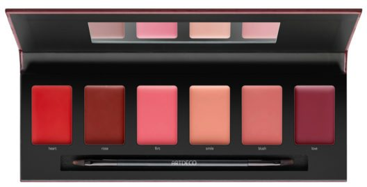 ARTDECO Most Wanted Lip Palette – Kiss Kiss Nr. 1.