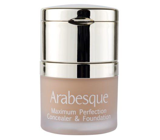 ARABESQUE Maximum Perfection Concealer & Foundation (Bild: ARABESQUE)