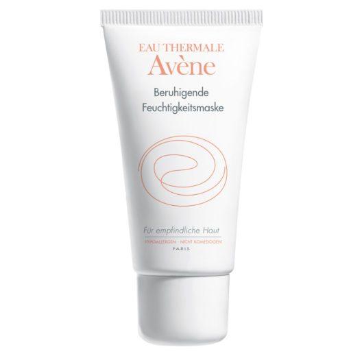 Avène Beruhigende Feuchtigkeitsmaske (Bild: Eau Thermale Avène)