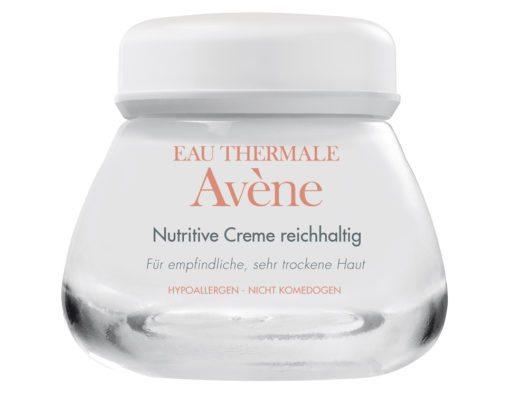 Avène Nutritive Creme reichhaltig (Bild: Eau Thermale Avène)