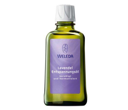 Weleda Lavendel Entspannungsöl (Bild: Weleda)