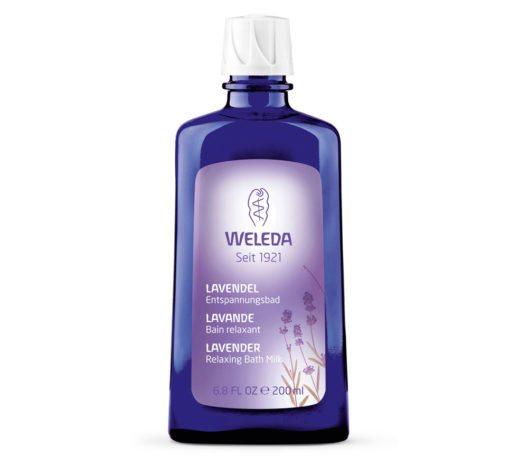 Weleda Lavendel-Entspannungsbad (Bild: Weleda)
