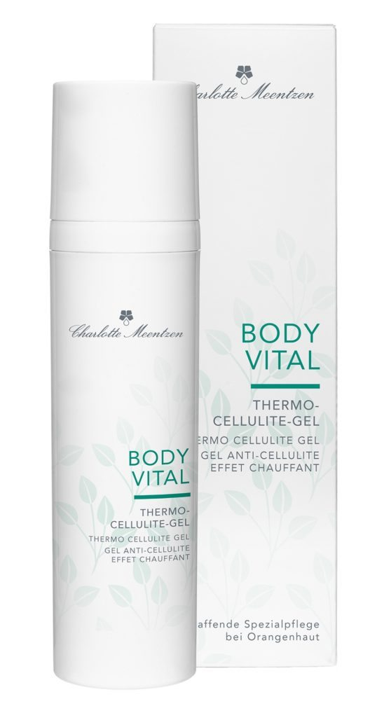 Charlotte Meentzen Body Vital Thermo Cellulite Gel 75 ml