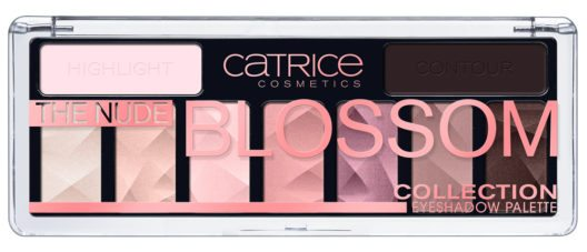 The Nude Blossom Collection Eyeshadow Palette (Bild: CATRICE)
