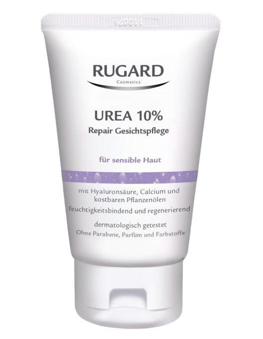 Urea 10 % Repair Gesichtspflege (Bild: Rugard Cosmetics)