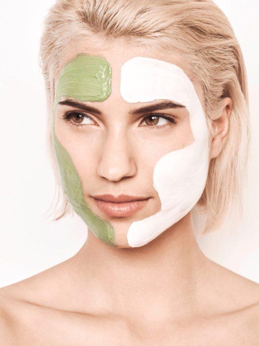 Schaebens Thalasso Maske & Reinigende Maske