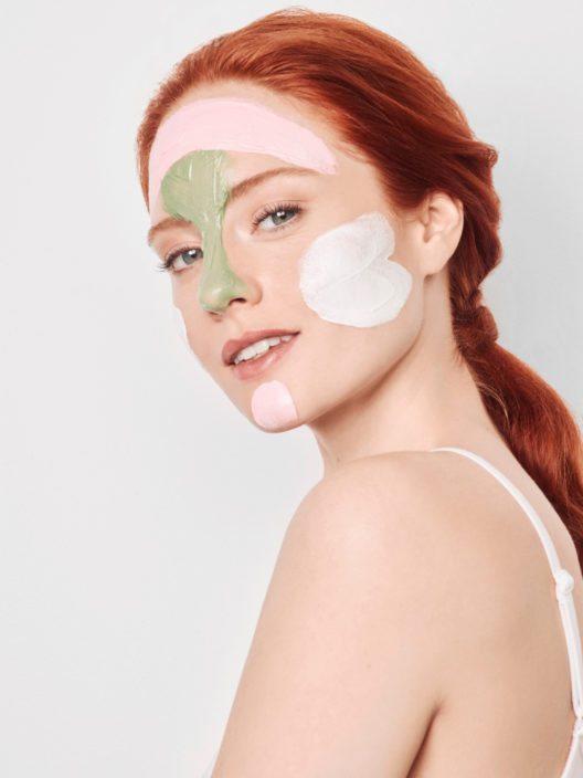 Schaebens Erdbeer Maske, Thalasso Maske & Reinigende Maske