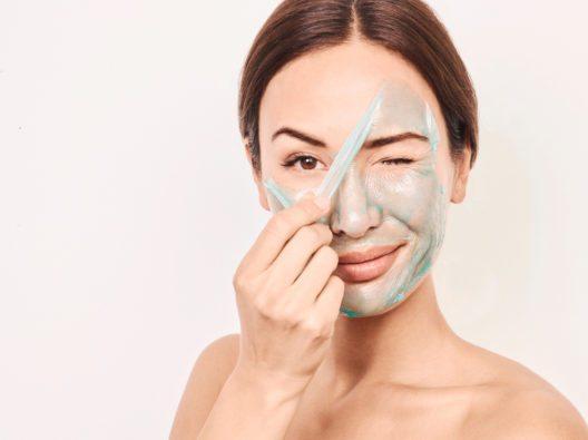 Schaebens Peeling Peel-Off Maske