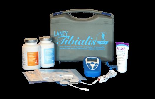 LANCY Tibialis und Nahrungsergänzungsprodukte gegen Inkontinenz
