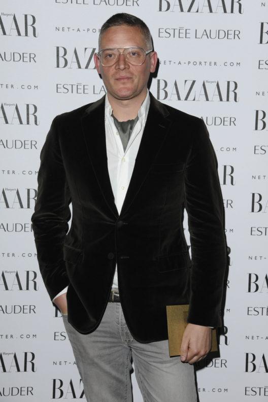 Giles Deacon (Bild: Featureflash Photo Agency)