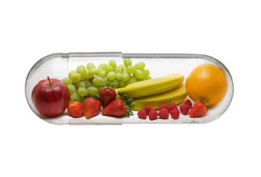Gesund mit Vitaminen (Bild: Shawn Hempel - shutterstock.com)