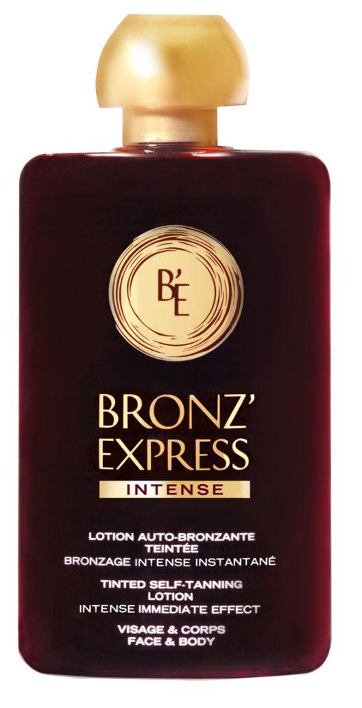 Bronz'Express Intense: Intensive Selbstbräunungslotion mit sofort sichtbarem Effekt (Bild: Académie Scientifique de Beauté)