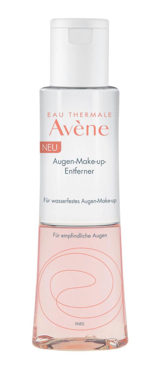 NEU: Eau Thermale Avène Augen-Make-up-Entferner für wasserfestes Augen-Make-up (Bild: EAU THERMALE Avène / we love pr / beautypress.de)