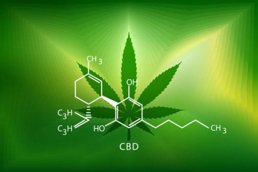 Cannabidiol hilft wirksam gegen Hautkrankheiten. (Bild: pongsapol ponata – shutterstock.com)