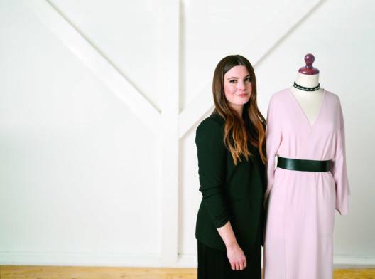Yvonne Reichmuth, Schweizer Designerin (Bild: BERNINA International)