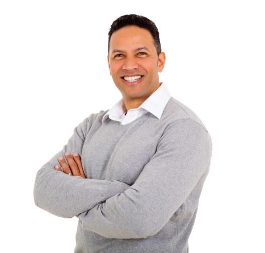 Schicker Pullover - Geschenkidee für Männer (Bild: michaeljung - shutterstock.com)